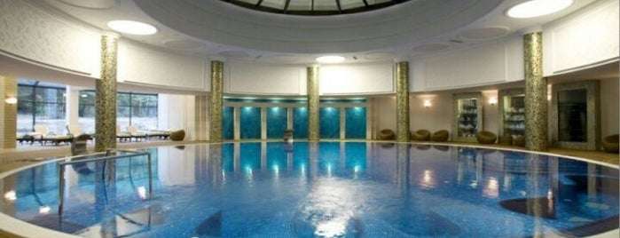 Gural Sapanca Aliva Spa is one of Spa.