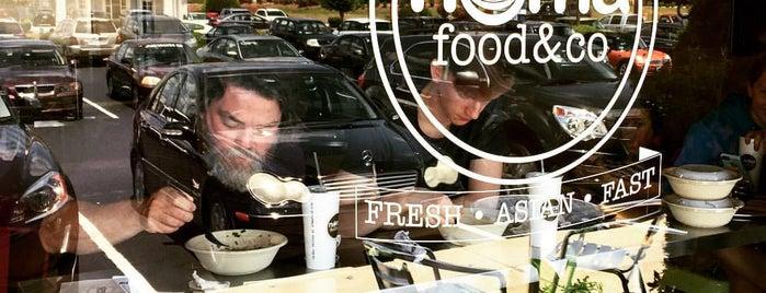 Noma Food & Co. is one of Orte, die Sam gefallen.