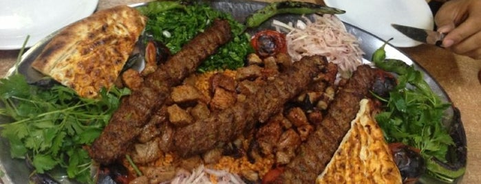 İbrahim Usta Bağdat Kebap is one of Restaurants, Cafes, Lounges and Bistros.