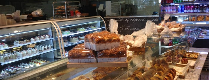 Paris Baguette is one of favs around Bay Area.