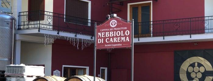 Cantina dei Produttori Carema is one of Enocratia'nın Beğendiği Mekanlar.