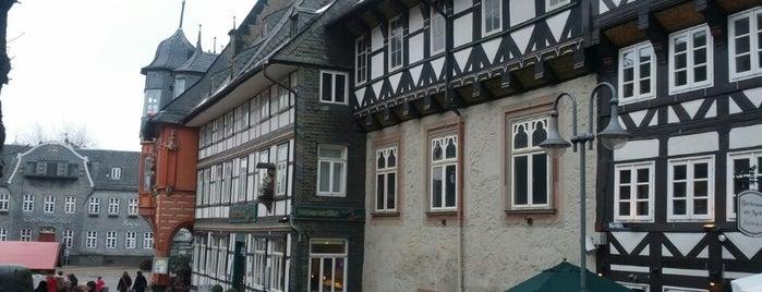 Altstadt Goslar is one of 100 обекта - Германия.