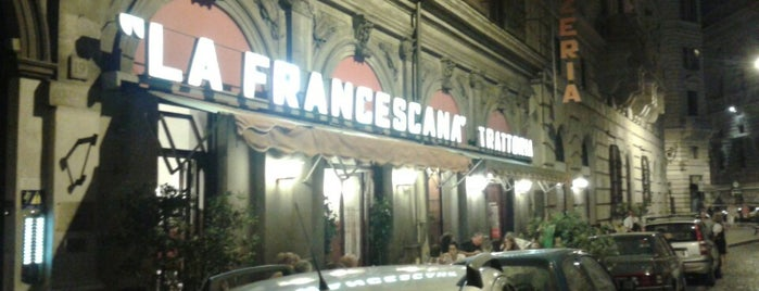 Ristorante La Francescana is one of Luci di Roma.