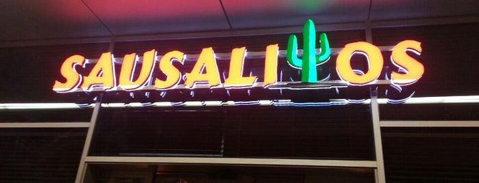 Sausalitos is one of Weg gehen / Party.