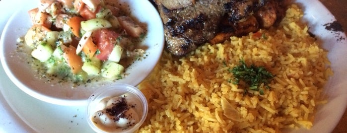 Marhaba Middle Eastern Restaurant is one of Best Food Places.