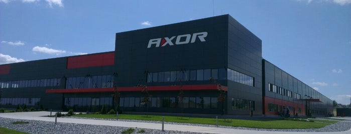 Axor Industry is one of Orte, die Sergii gefallen.