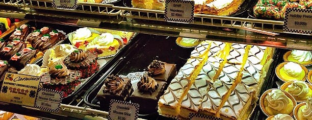 Carmine's Gourmet Market is one of Across the country- my favorites.
