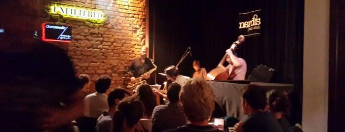 Nardis Jazz Club is one of Orte, die Anar gefallen.