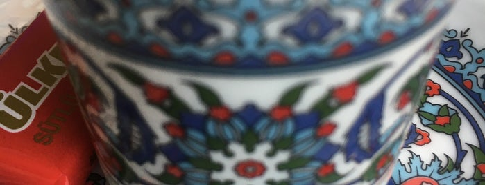 Misscolin Kafe-Pastane is one of Dilek 님이 좋아한 장소.