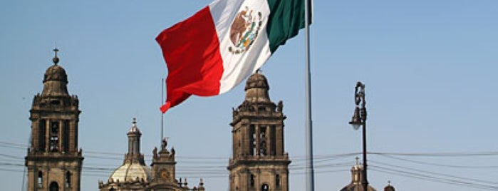 Centro Histórico is one of México.