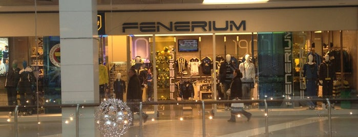 Fenerium is one of สถานที่ที่ Engincan ถูกใจ.