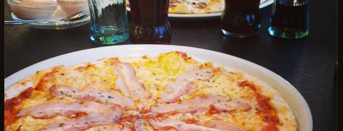Charlie Pizza is one of Posti che sono piaciuti a Lauma.