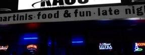 Kaos Ultra Lounge is one of Locais salvos de Tracy.