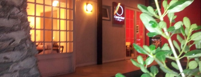 Oporto Hotel Boutique is one of Viagem.