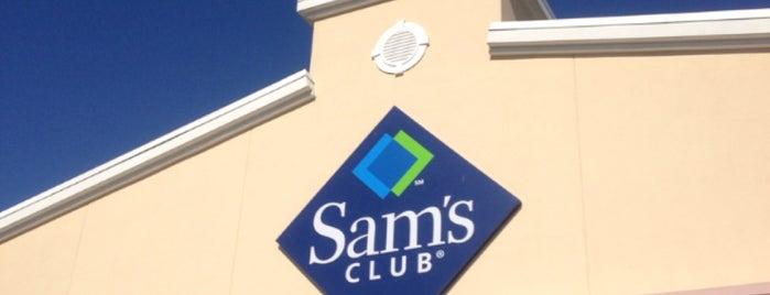Sam's Club is one of Lieux qui ont plu à Maddie.