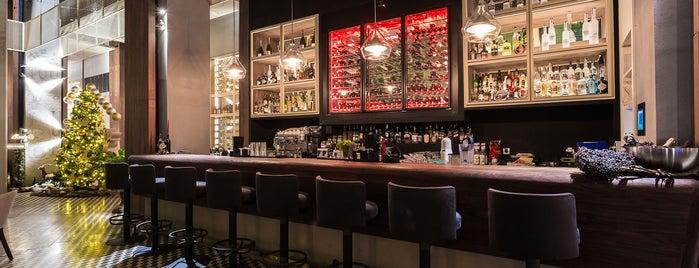 Butcha Steakhouse is one of สถานที่ที่ Deniz ถูกใจ.