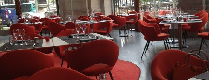 L'Opéra Restaurant is one of Paris - best spots! - Peter's Fav's.