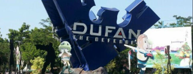 Dunia Fantasi (DUFAN) is one of #4sqCities Badges 1.