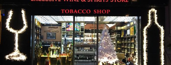 Meyland is one of En İyi Tasarımlı Şarap Ve İçki Mağazaları.