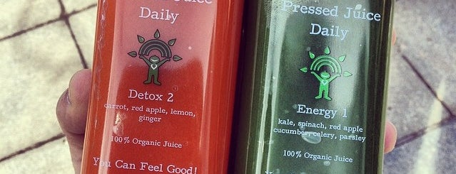 Pressed Juice Daily is one of Colorado.