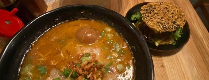 Tatsu Ramen is one of NY FOOD.