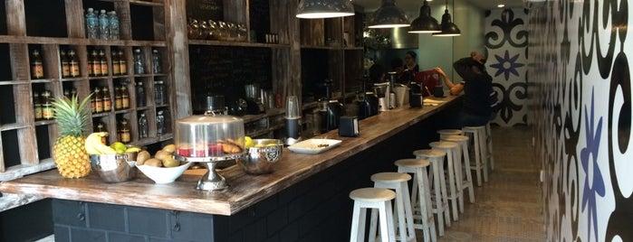 La Purisima wellnes kitchen is one of Lugares favoritos de rafael.