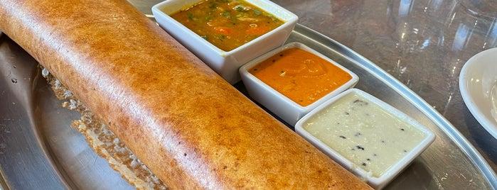 New Indian Cafe is one of Denver.
