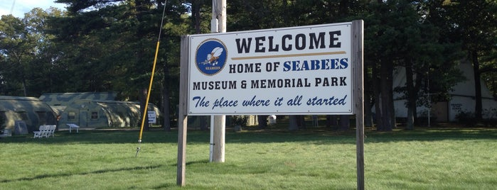 Seabee Museum is one of New England.