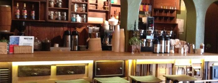 Nectar is one of Legitimate Espresso & Coffee.