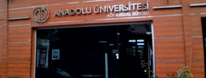 Kartal Açıköğretim Bürosu is one of สถานที่ที่ Oğuz Kaan ถูกใจ.