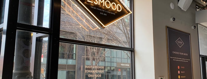 DrSmood is one of cafe.