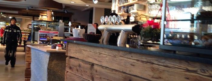 Senfter Café Bistro is one of Orte, die Marcella gefallen.