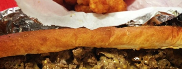 Philly Ted's Cheesesteaks & Subs is one of A State-by-State Guide to Sandwich Heaven.