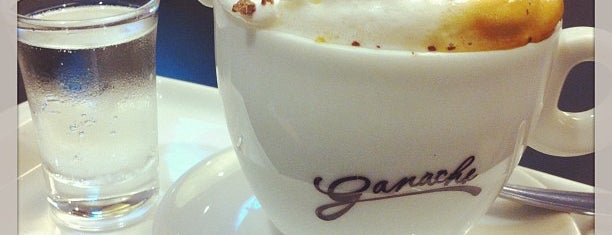 Ganache Café is one of Lieux qui ont plu à Ricardo.