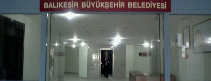 Balıkesir Büyükşehir Belediye Başkanlığı is one of Beytullah Aksoyさんのお気に入りスポット.