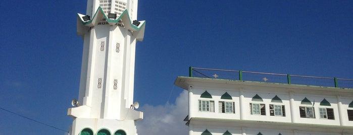 Masjid Rusila is one of masjid.