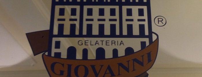 Palazzo del Freddo di Giovanni Fassi is one of Gelato in Rome.