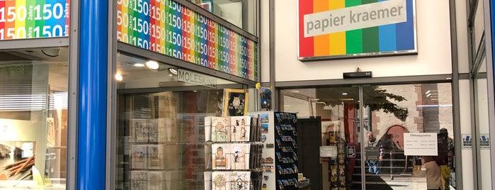 Papier Kraemer is one of Best of Frankfurt am Main.