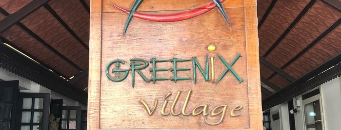 Greenix Village is one of Incredible India.