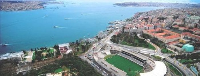 Beşiktaş is one of YuruGunese: сохраненные места.