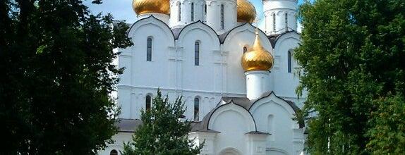 Успенский Кафедральный Собор is one of Ярославль.