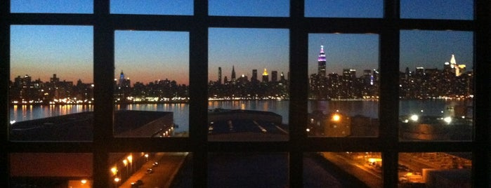 Wythe Hotel is one of rooftops.