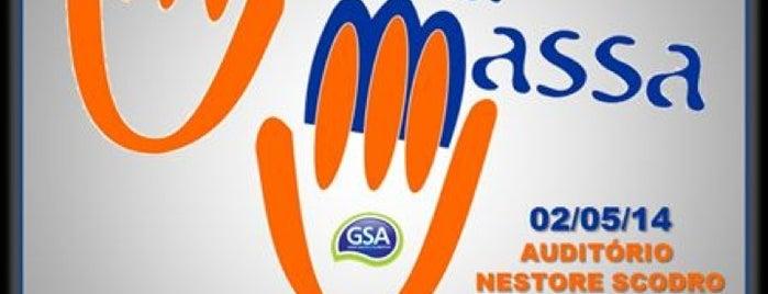 Grupo GSA is one of Empresas.