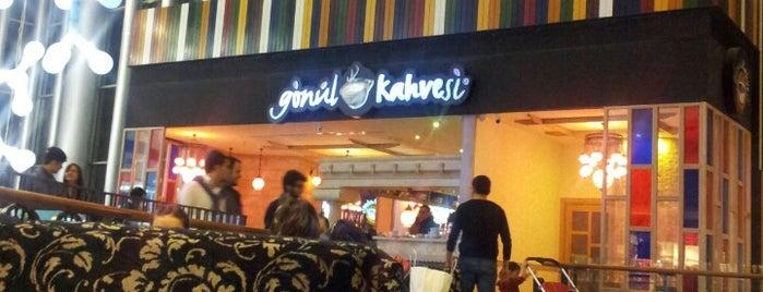 Gönül Kahvesi is one of Lieux sauvegardés par Burak.