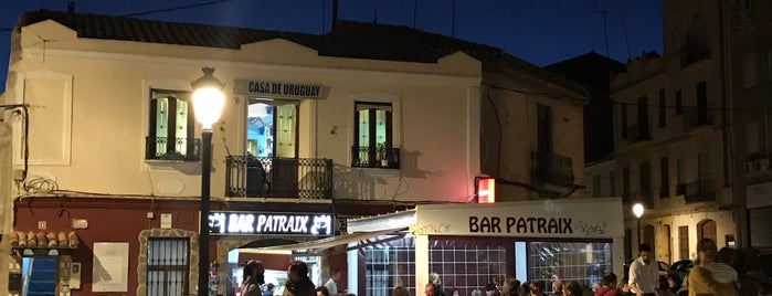Bar Patraix 12 is one of Valencia Tapas Bar.