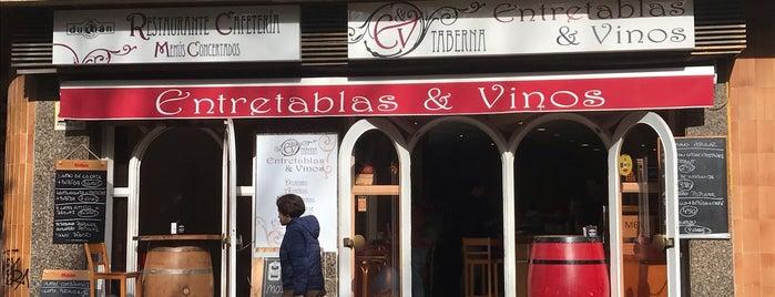 Taberna Entretablas & Vinos is one of valencia.