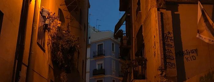 Ciutat Vella is one of Tempat yang Disukai Richard.