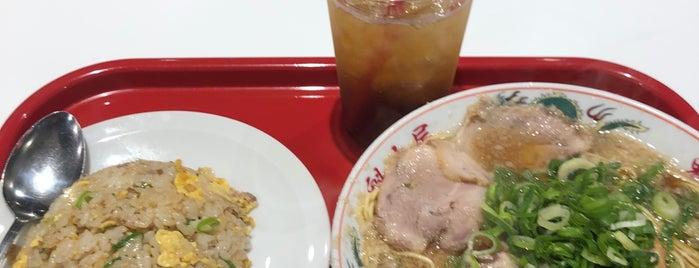 京都北白川 ラーメン魁力屋 イオンモール京都桂川店 is one of สถานที่ที่ ZN ถูกใจ.