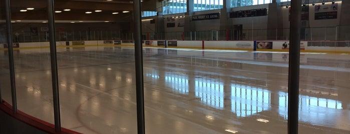 Ridgeland Common Ice Arena is one of Family Best of Oak Park.