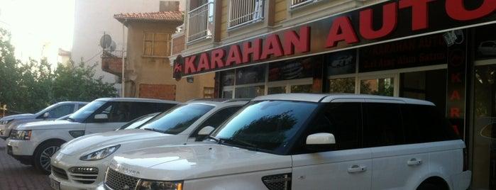 Karahan Auto is one of Locais curtidos por Çağlar Taskin.
